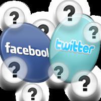 comparando facebook y twitter