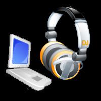 los altavoces siguen sonando al pinchar los auriculares al ordenador
