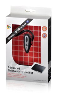 headset playstation3 bluetooth wireless