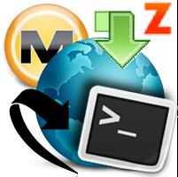subir ficheros a megaupload desde la línea de comandos