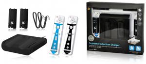 cargador por inducción para mandos de consola energyzer
