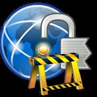 excepción de seguridad certificado servidor