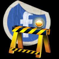 error acceso facebook