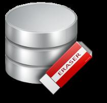 limpiar contenido base de datos
