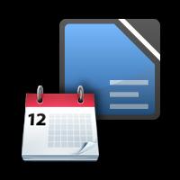 insertar fechas automáticas en libreoffice