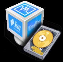 configurar disco duro virtual box