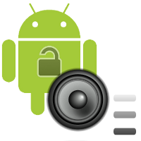 cambiar sonido con móvil bloqueado