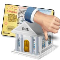 los bancos no hacen bien su trabajo