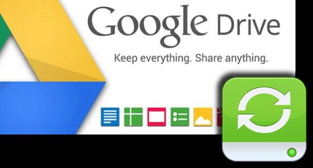 acceder a google drive desde la terminal