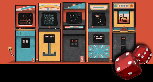 adivina el arcade al que pertenece el soundtrack