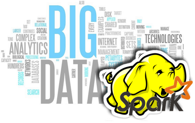 implementación de big data con hadoop y spark