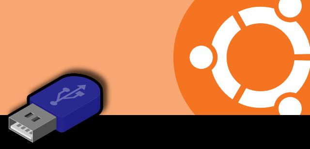 crear pendrives usb de arranque en ubuntu linux