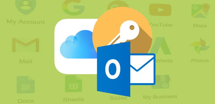 usar cualquier cuenta de email con google
