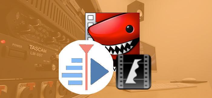 los mejores editores de vídeo para linux