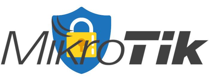 proteger router mikrotik