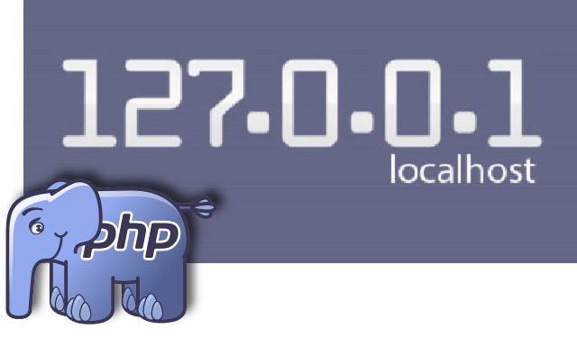 arrancar servidor interno de php