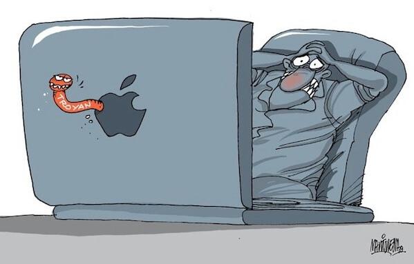 troyanos en la app store de apple