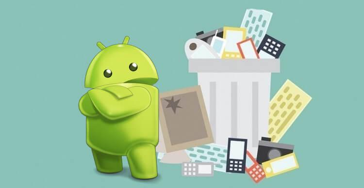 evitar la obsolescencia programada en android