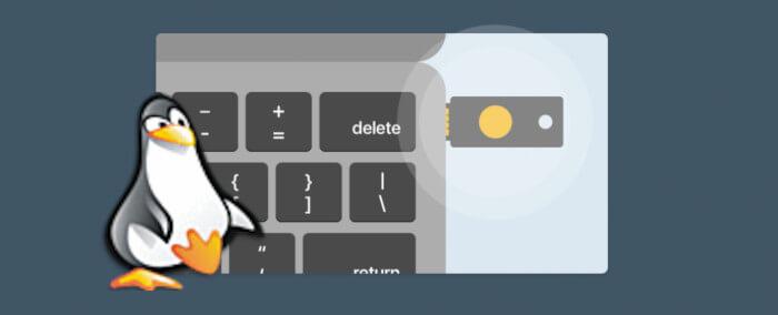 registrar llave fido en ubuntu linux