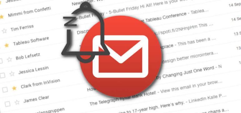 establecer fecha envío correo electrónico gmail