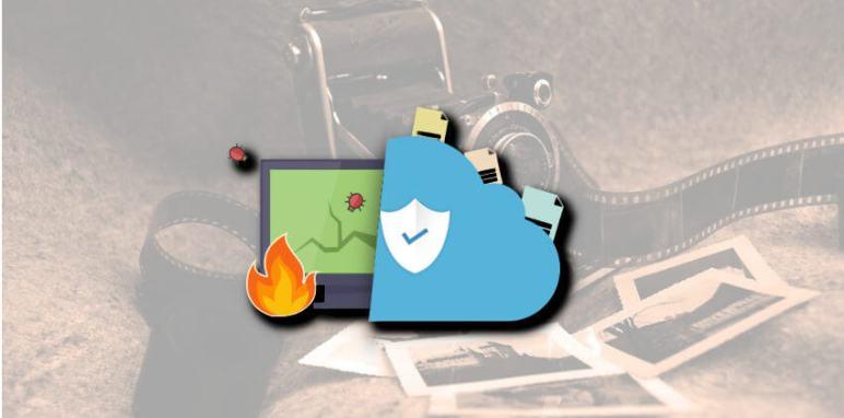 backups seguros de fotos y vídeos