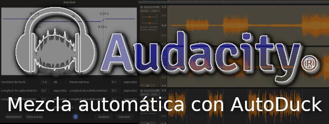 mezclar sonidos automáticamente en linux