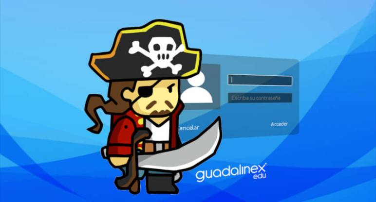 piratear guadalinex