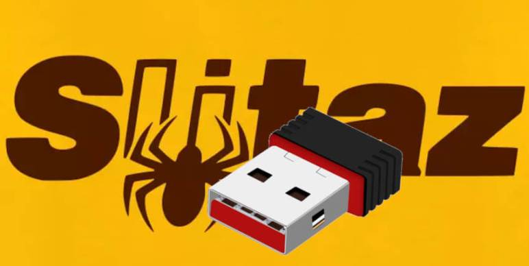 configura la wifi en slitaz linux