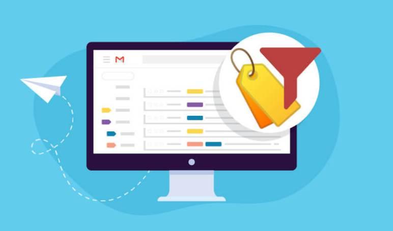 filtrar emails google