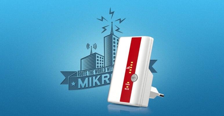 mejorar cobertura wifi con punto acceso mikrotik